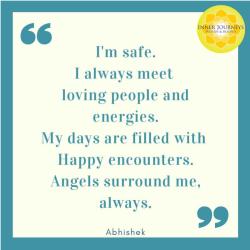 Angels Surround Me, Always