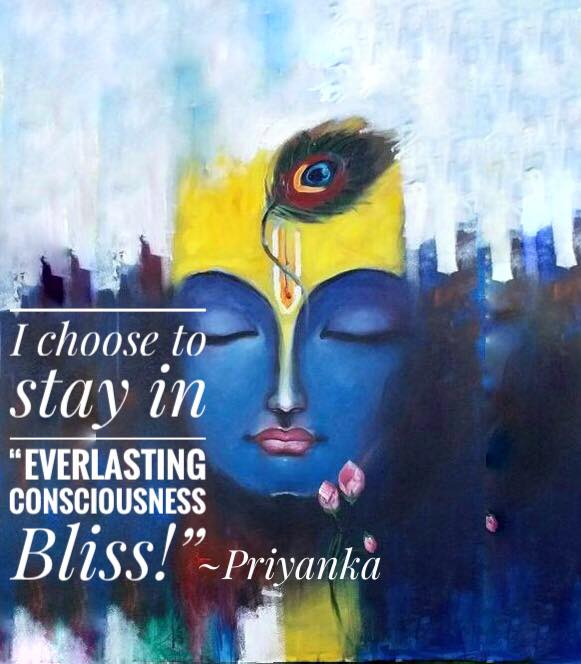 Everlasting Consciousness Bliss