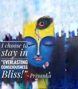 Everlasting Consciousness Bliss