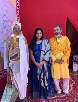 My Trip To Vrindavan