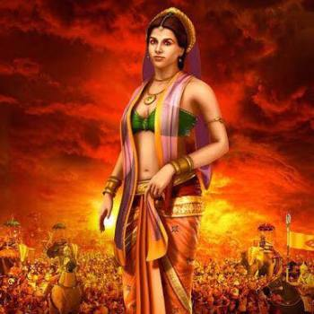 Was Draupadi the cause of the Mahabharata