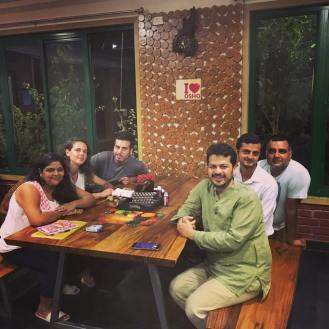 Workshop in Rishiksh 2