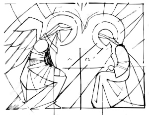 virgin-mary-gabriel-archangel-annunciation-hand-drawn-vector-illustration-drawing-96911660