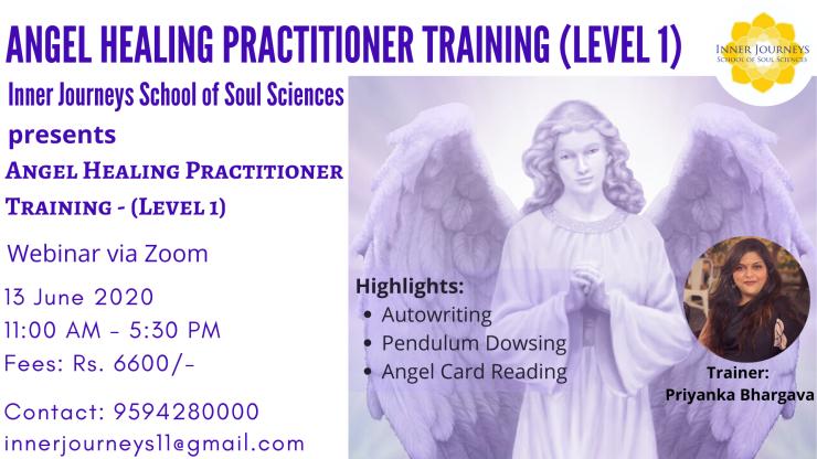 Angel Healing Level 1 A