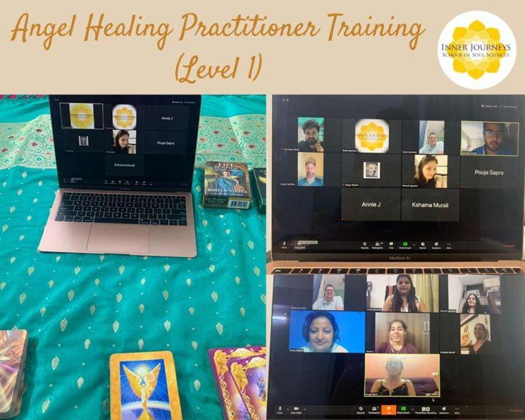 Angel Healing Level 1